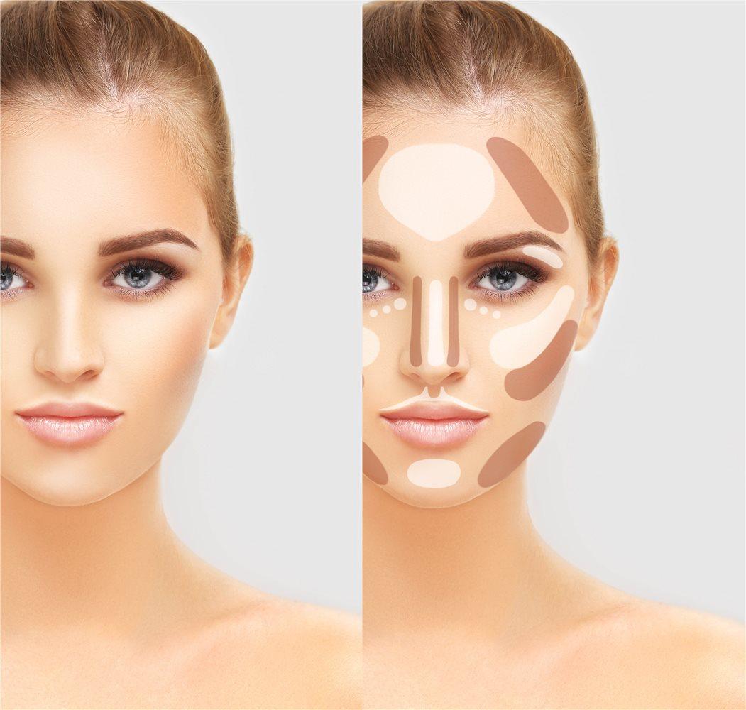 Yüz Şekline Göre Allık Nasıl Uygulanır