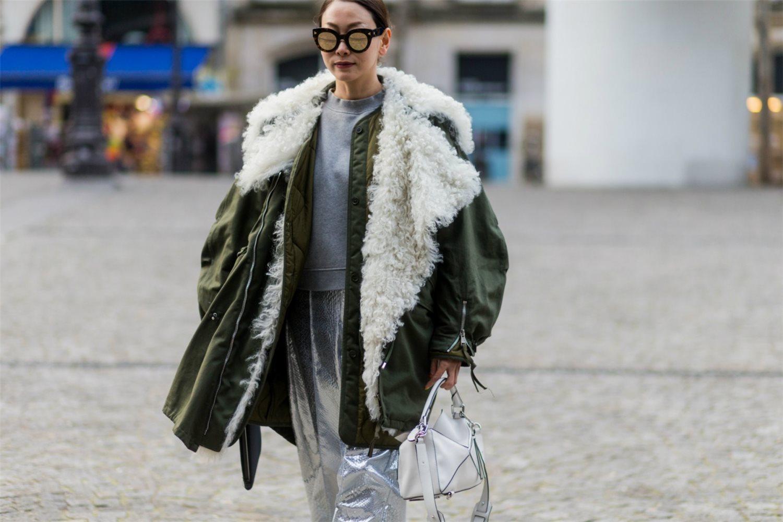 2017 Sokak Modası Kombinleri