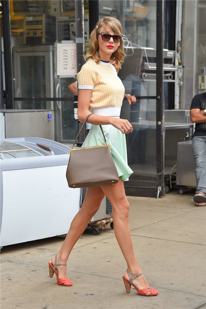 Taylor Swift'in Stilinden İlham Al!
