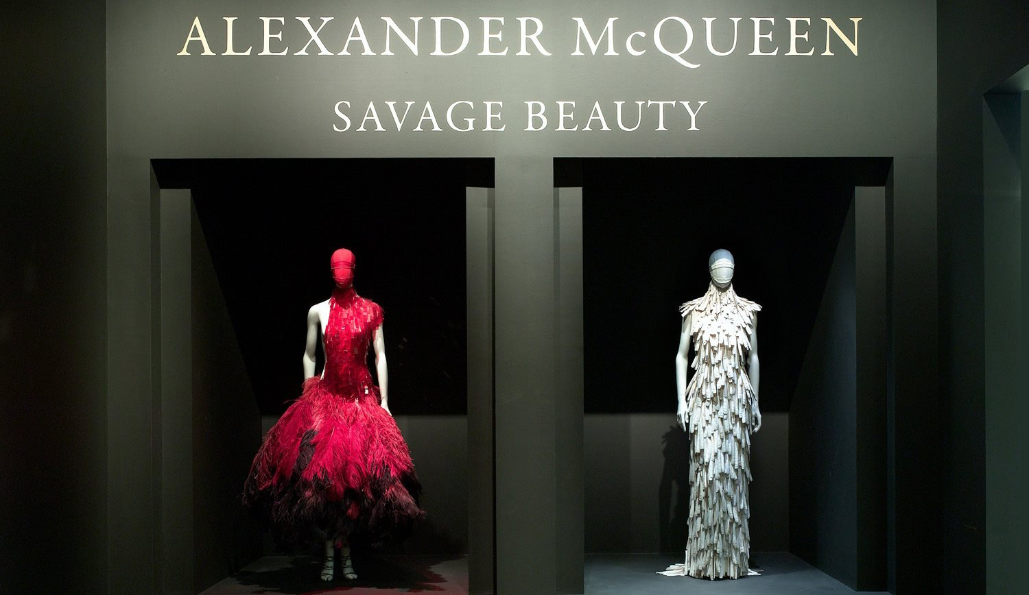 Alexander Mcqueen - Savage Beauty!