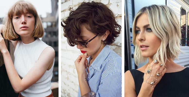 Hafif saç modeli - ne oldukları