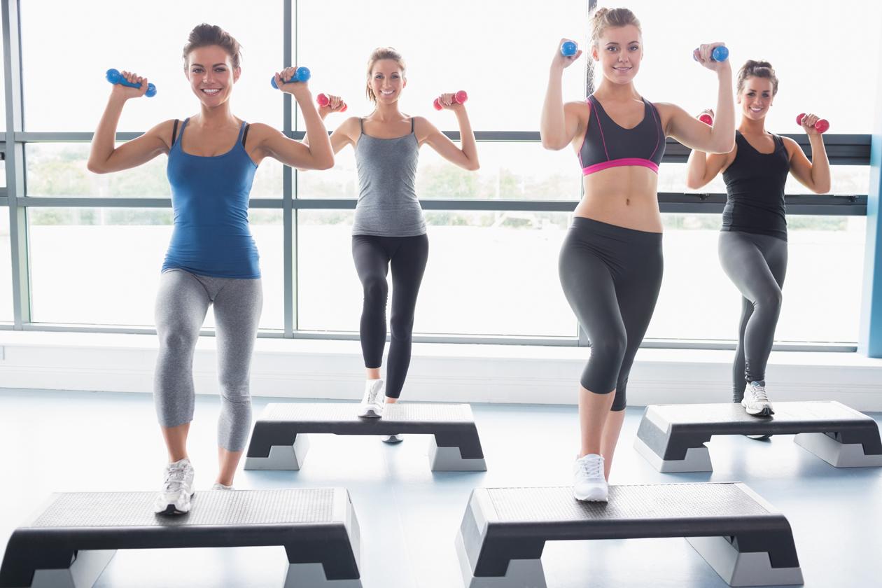 С Чего Начать Похудение Женщине В Зале. Недельный план тренировок для похудения для девушек в зале